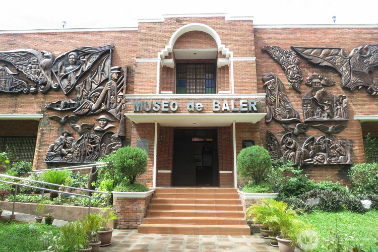 #8. Museo de Baler