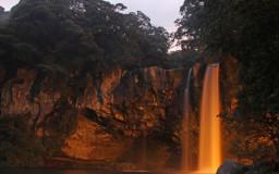 Cheongjiyeon Waterfall
