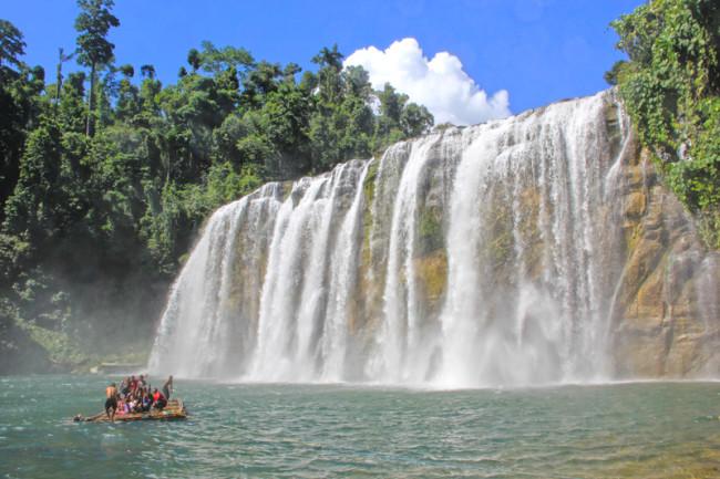 Truly Fantastic Tinuy-an Falls