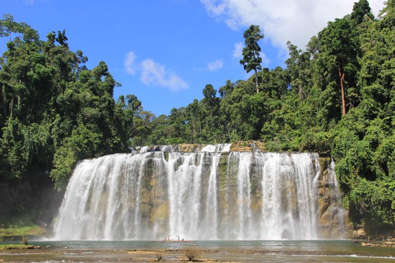 The Tinuy-an Falls