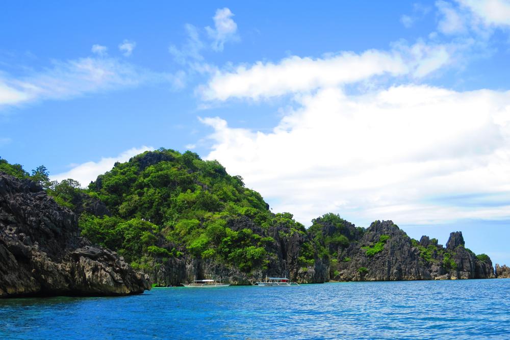 #1. Limestone Formations of the Archipelago