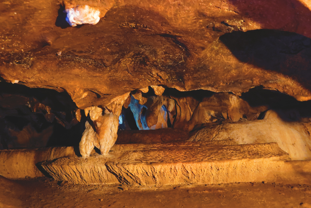 #3. Spelunking at Kalupnit Cave