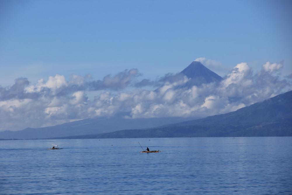 #4 Enough Appreciation Time of Mayon Volcano