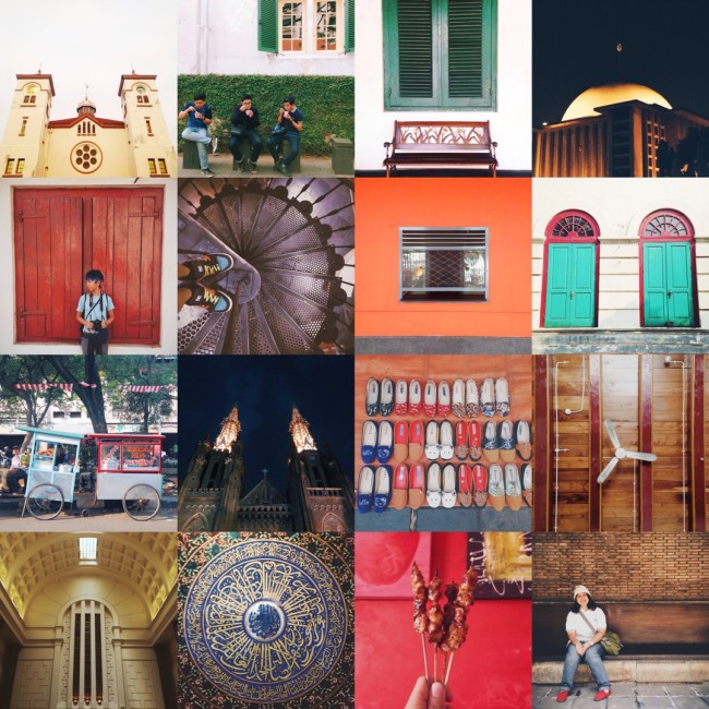 The Visual Diary of Jakarta By Squares