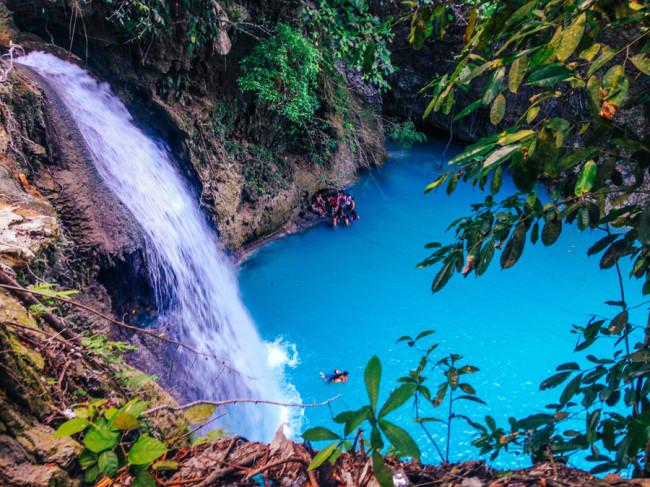 When in Cebu: Chasing Waterfalls