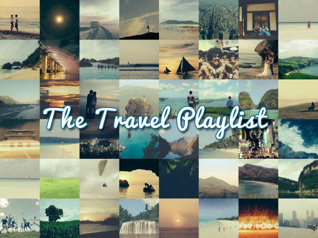 A Playlist Of 48 Travel Songs