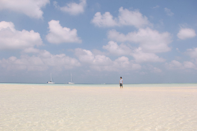 Meant-to-be Moments and Misadventures in Maldives
