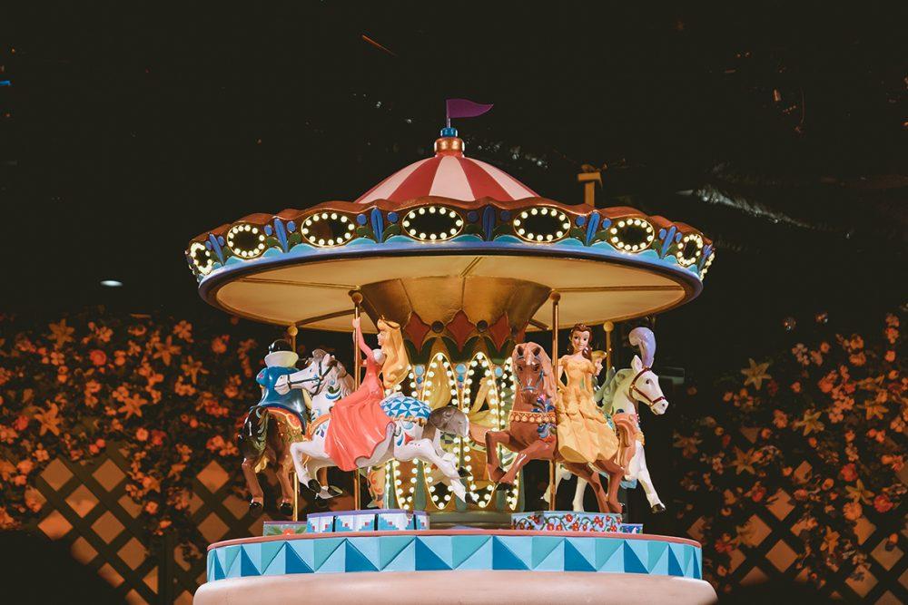 Disneyland Hongkong Princesses